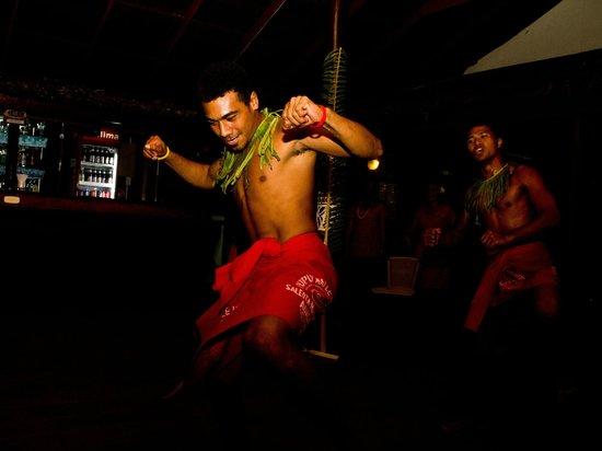 Va-i-Moana Seaside Lodge: Culture Night