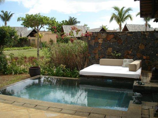 Maradiva Villas Resort and Spa: La piscine de la villa