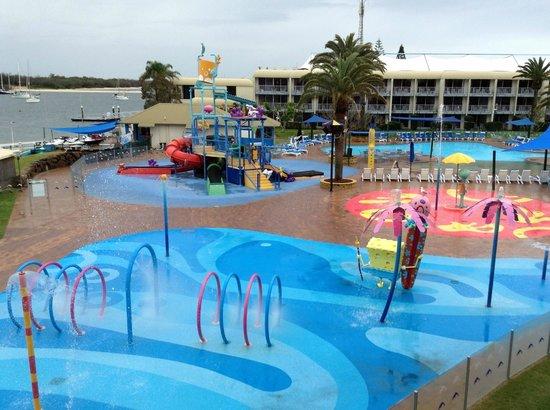 Swimming Pool Water Play Area Picture Of Sea World Resort Main Beach Tripadvisor
