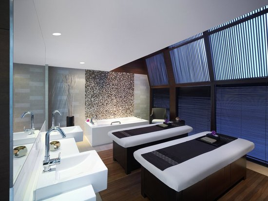 Traders Hotel, Kuala Lumpur: theSPA Treatment Room