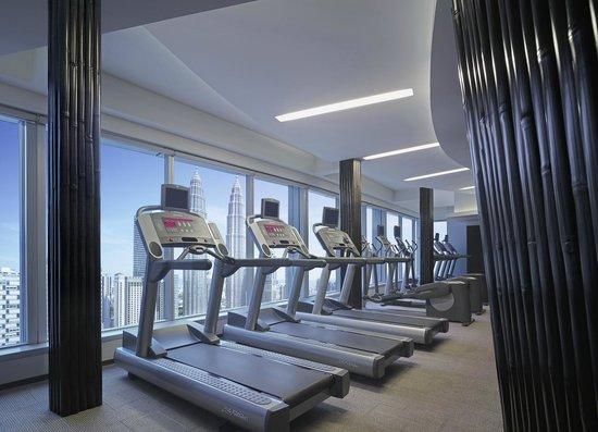 Traders Hotel, Kuala Lumpur: 24-Hour Health Club
