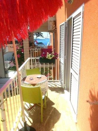 Villa Vera : view from balcony