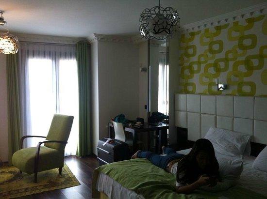 Kumru Hotel: Room
