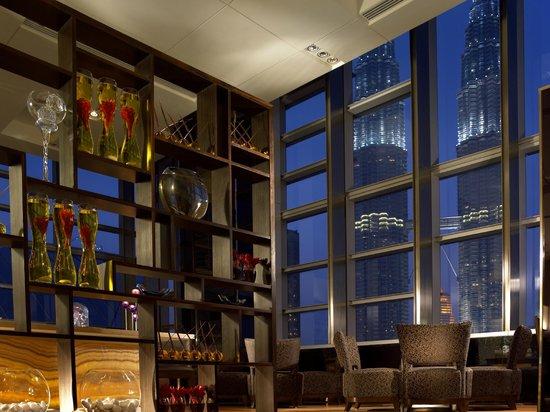 Traders Hotel, Kuala Lumpur: Gobo Upstairs Lounge & Grill