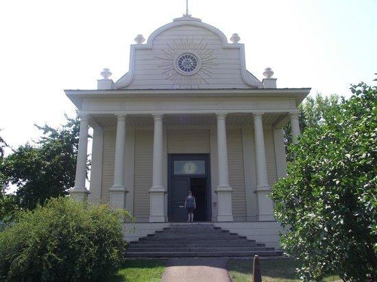 Old Mission State Park : Mission