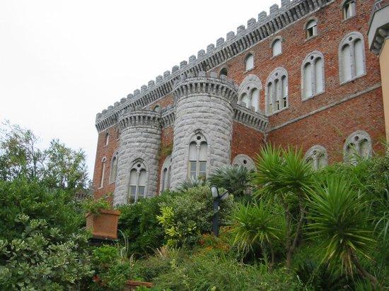 Bocca di Magra, Italy: La struttura ricettiva