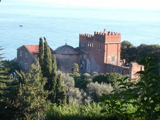 Bocca di Magra, Włochy: L'antico Monastero