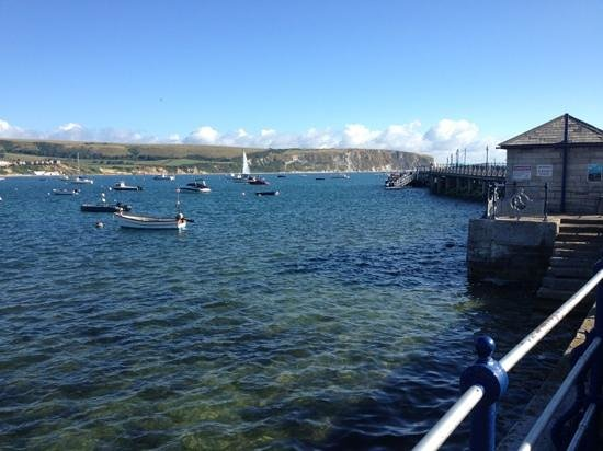 Swanage Diving: Sunny Swanage!