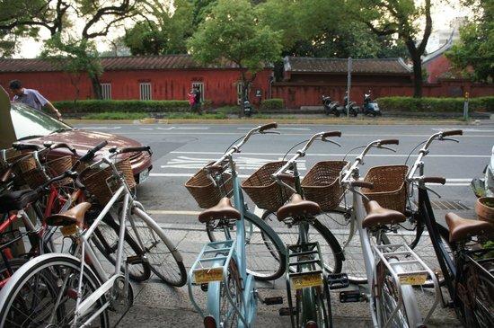 Cozy Bike Rentals