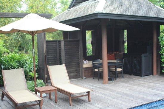 Anantara Mai Khao Phuket Villas: Private Sala in the Villa