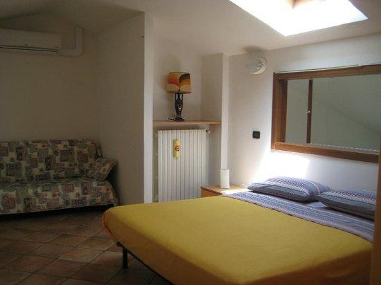 B&B a Casa da Franz: La camera dell'appartamento Suer