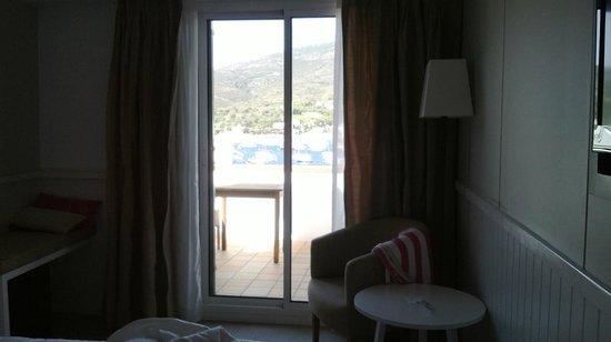 Hotel Playa Sol: la chambre 3eme etage face mer