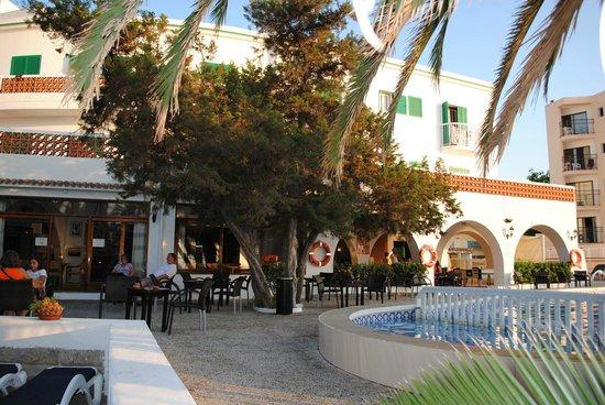 Hotel Tagomago : Vista del hotel