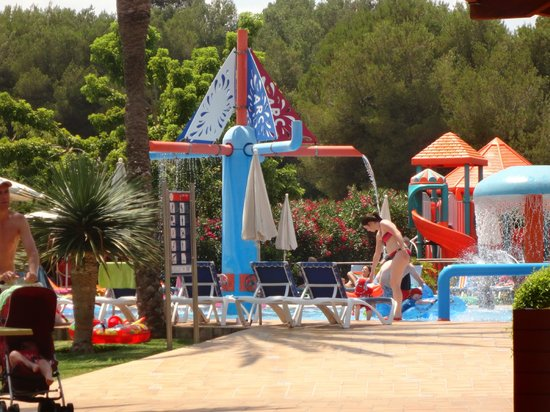 Zafiro Mallorca: lovely for small children as well