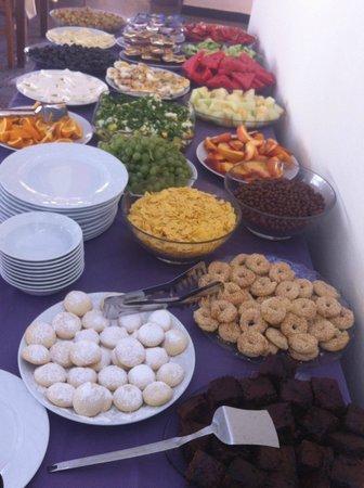 Meltem Pansion: Sabah kahvaltımız