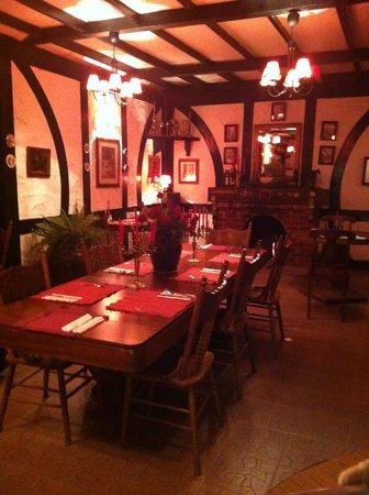 Jim Thompson's Tea Room at Bala's : Interno ristorante