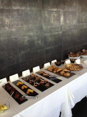 Le Nove Hotel : breakfast