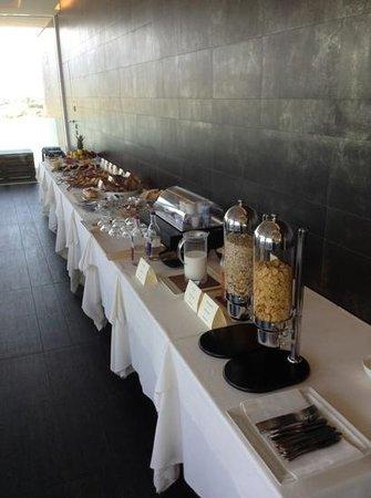 Le Nove Hotel : breakfast 2