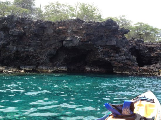 Ocean Safaris Kayak Adventures: Sea caves
