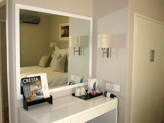 Cresta Sprayview Hotel : Standard Room
