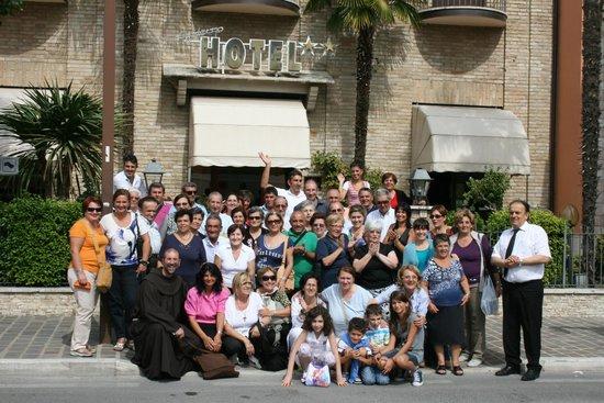 Hotel Moderno Assisi 2 settembre 2012 - Pellegrinaggio da Polla e Padula
