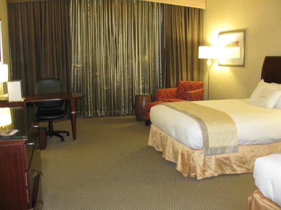 DoubleTree by Hilton Hotel Portland: My room