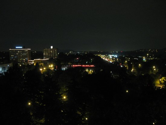 DoubleTree by Hilton Hotel Portland: The view from my balcony