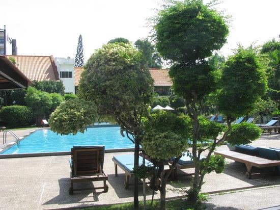 Sunshine Garden Resort: Территория Саншайна