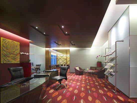 Traders Hotel, Kuala Lumpur: Traders Club Lounge