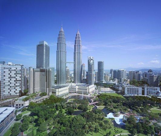 Traders Hotel, Kuala Lumpur: Petronas Twin Towers View
