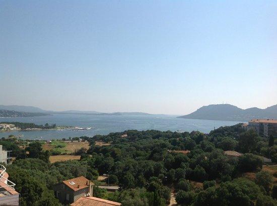 BEST WESTERN Residence Hoteliere Alcyon: Vue terrasse 2