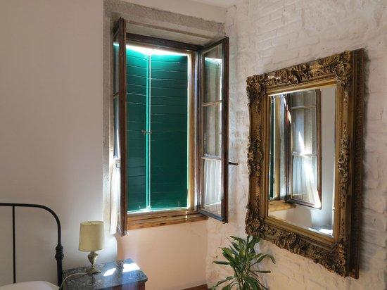 Casa Garzotto: room