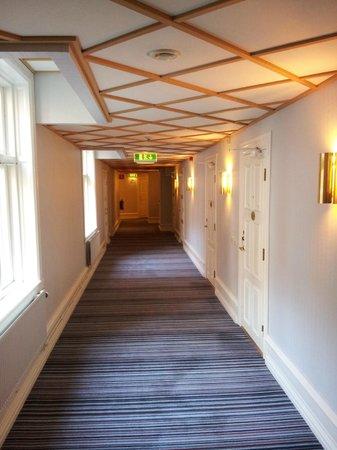 Scandic Stortorget: corridor