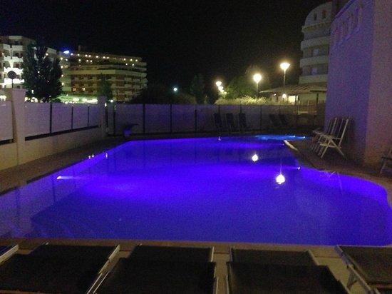 Hotel Acapulco : piscine
