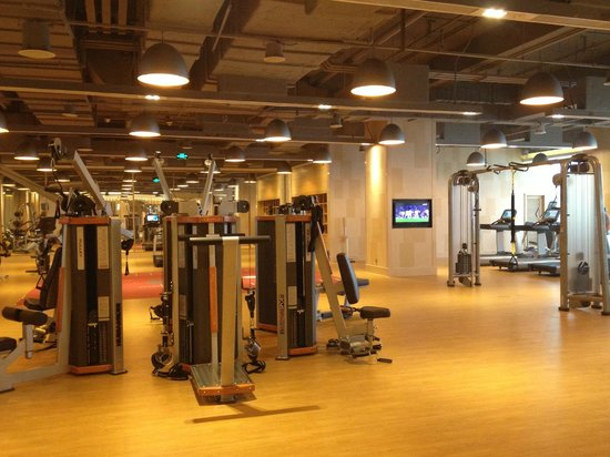 Kerry Hotel Beijing: Gym - Pic 2