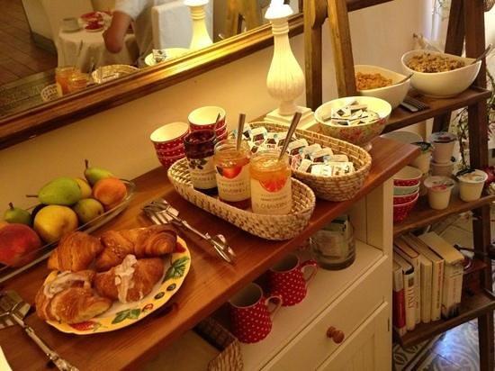 La Boheme : petit déjeuner au top