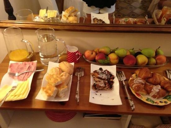 La Boheme : petit déjeuner délicieux