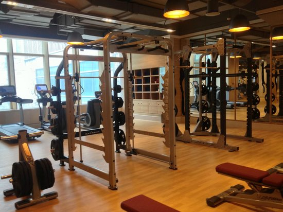 Kerry Hotel Beijing: Gym - Pic 3