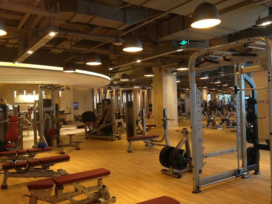 Kerry Hotel Beijing: Gym - Pic 4