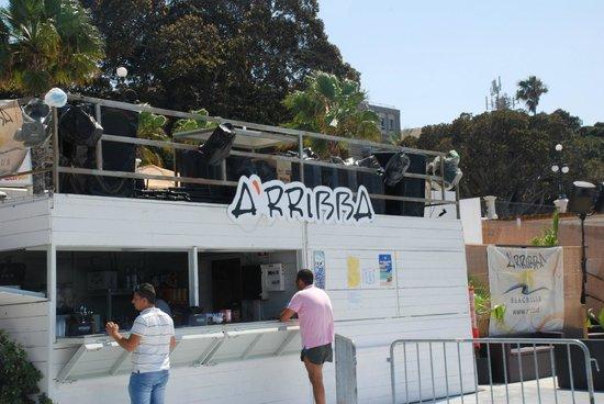 Arribba beach club