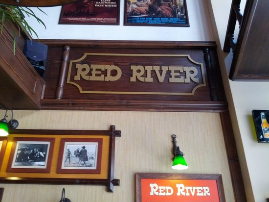 Red River Pub : the red river