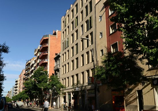 Pierre&Vacances Residence Barcelona Sants: Outdoor View