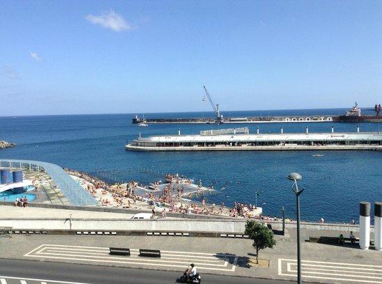 Hotel Acores Atlantico: Vista da varanda do quarto