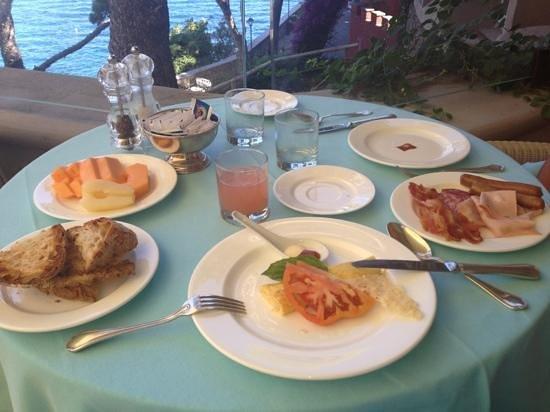 Mezzatorre Resort and Spa : prima colazione