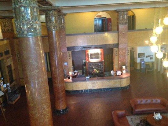 Gadsden Hotel : Lobby