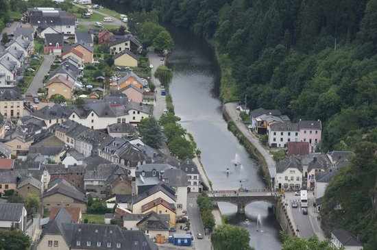 Vianden Chairlift: great views