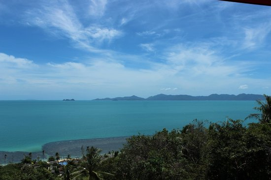Artrium Tropical Exclusive Club & Spa: Ausblick vom Balkon