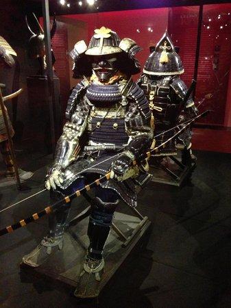 Stibbert Museum: Samurai 1