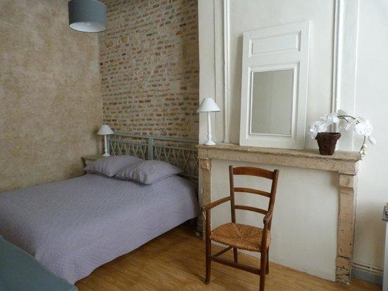 La Maison XVIIIe: La chambre