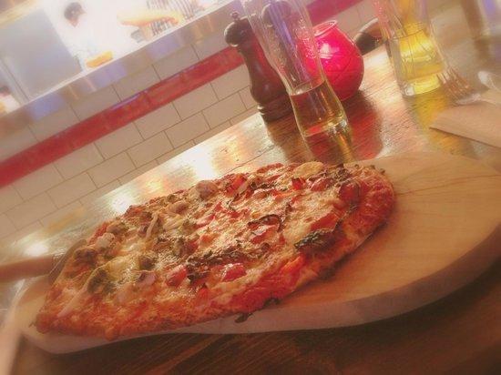 Pizzariach: Delicious food